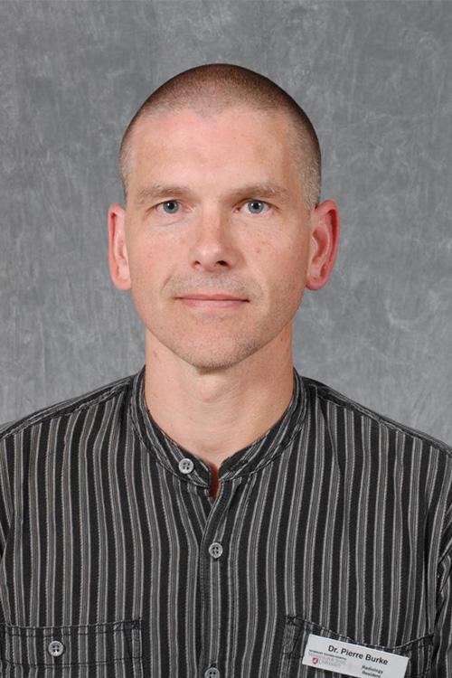 Pierre Burke